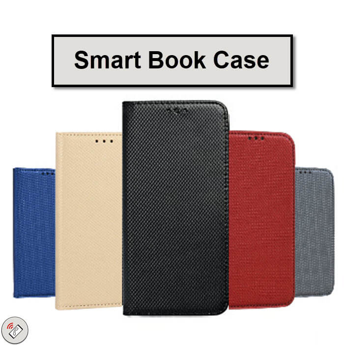 Smart Book Case edle Klapptasche für iPhone online bestellen