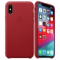 Preview: iPhone XS Leder Case PRODUCT Red (rot) Apple Original MRWK2ZM/A Kombi online kaufen bestellen