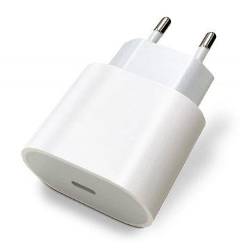 iPhone Schnell-Ladegerät 18W Power Adapter USB-C Apple bulk