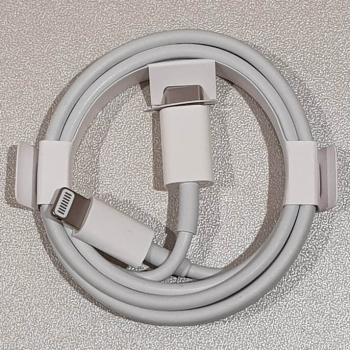 iPhone Ladekabel Lightning USB-C Apple MQGJ2ZM/A Bulk