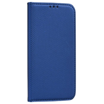 iPhone 5S Smart Book Case blau