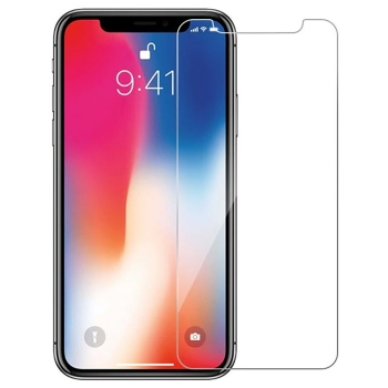 Panzerglasfolie für iPhone X transparent